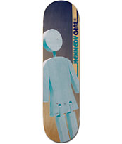 Girl Kennedy Shape Up 8.0 Skateboard Deck