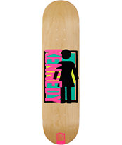 Girl Kennedy Spike It 8.0 Skateboard Deck