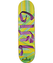 Girl Kennedy Tape 8.12 Skateboard Deck