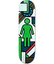 "Girl Koston Framework OG 8.25"" Skateboard Deck"