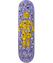 "Girl Koston Lyons Monsters 8.0"" Skateboard Deck"