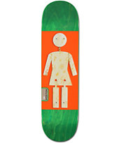 Girl Koston On Exhibit 8.25 Skateboard Deck