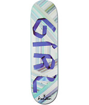 "Girl Koston Tape 8.12"" Skateboard Deck"