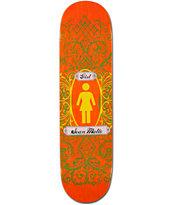 Girl Malto Centurion 8.12 Skateboard Deck