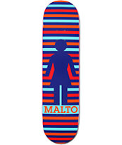Girl Malto Geo 8.12 Skateboard Deck