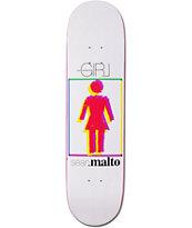Girl Malto Modern OG 8.12 Skateboard Deck