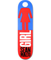 Girl Malto Real Big 8.1 Skateboard Deck