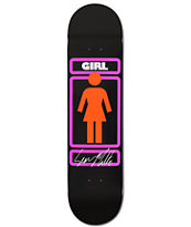 Girl Malto Sign Here 7.75 Skateboard Deck