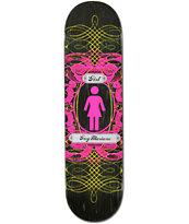 Girl Mariano Centurion 8.12 Skateboard Deck