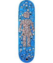 "Girl Mariano Lyons Monster 8.25"" Skateboard Deck"