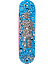 "Girl Mariano Lyons Monsters 8.25"" Skateboard Deck"