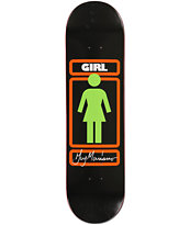 Girl Mariano Sign Here 8.125 Skateboard Deck