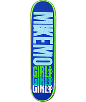 Girl Mike Mo Triple 8.37 Skateboard Deck