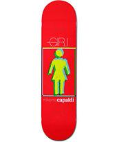 "Girl MikeMo Modern 7.75"" Skateboard Deck"