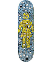 "Girl Mikemo Lyons Monsters 7.87"" Skateboard Deck"