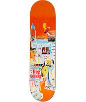"Girl Mikemo Mish Mosh 8.0"" Skateboard Deck"
