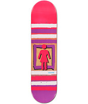 "Girl Mikemo Pop Secret 7.75"" Skateboard Deck"