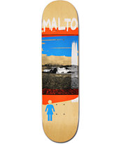 Girl Sean Malto Darkroom 8.12 Skateboard Deck