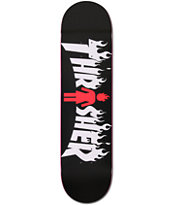 Girl X Thrasher 8.0 Collaboration Skateboard Deck