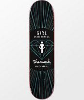 "Girl x Diamond Supply Co Mike Carroll 8.0""  Skateboard Deck"