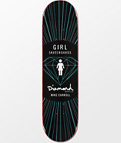 Girl x Diamond Supply Co Mike Carroll 8.0 Skateboard Deck