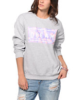 Glamour Kills Box Of Dreams Crew Neck Sweatshirt