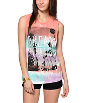 Glamour Kills Day Trippin Muscle T-Shirt