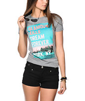 Glamour Kills Dream Forever NYC T-Shirt