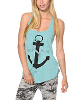 Glamour Kills Drop & Anchor Tank Top