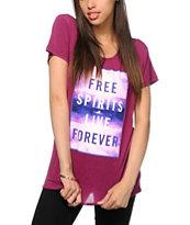 Glamour Kills Free Forever Boyfriend T-Shirt