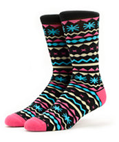 Glamour Kills Girls Fair Crew Socks