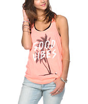 Glamour Kills Good Vibes Forever Tank Top
