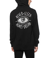 Glamour Kills Never Sleep Hoodie