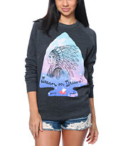 Glamour Kills Original Dreamers Crew Neck Sweatshirt