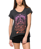 Glamour Kills Society Of Dreamers Drape Top
