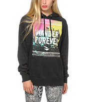 Glamour Kills Wander Forever Hoodie