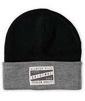 Glamour Kills Watch Out Beanie