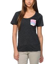 Glamour Kills Woodstock Tie Dye Pocket T-Shirt