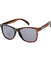 Glassy Deric Brown Tortoise Sunglasses
