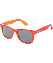 Glassy Sean Malto Red & Yellow Sunglasses