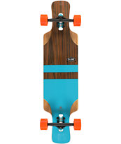 Globe Geminon FLX 41 Drop Through Longboard Complete