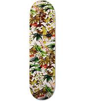"Globe Jungle 8.0"" Skateboard Deck"