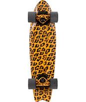 Globe Leopard Bantam ST 24 Complete Cruiser Skateboard