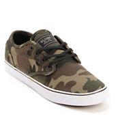 Globe Motley Camo Print Skate Shoe