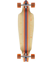 Globe Prowler Bamboo 38 Drop Through Longboard Complete