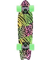 "Globe Rad Cat Bantam ST 24"" Cruiser Complete Skateboard"