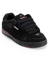 Globe Sabre Black, Charcoal & Ox Blood Skate Shoe