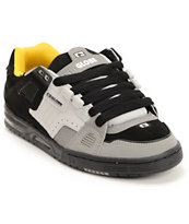 Globe Sabre Black, Yellow & Grey Skate Shoe