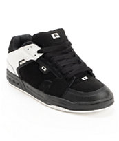 Globe Scribe White & Black Skate Shoe