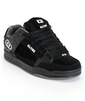 Globe Tilt All Black TPR Skate Shoe